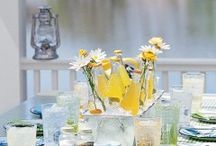 Party Inspirations / Ideas on throwing the best parties for family and friends