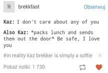 Love, Kaz