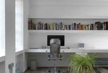 Kantoren moodbord