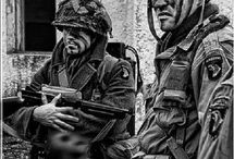 US soldiers WW 2