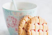 Jordbær småkage