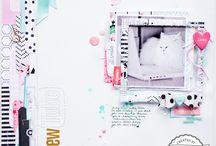 Soft colour pages