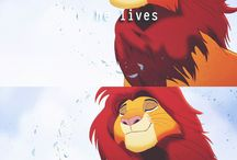 The lion king ^^