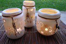 свечечки