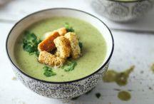 Food: Soupes, potages & co