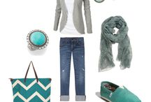Cute Outfits & Accessories / by Kimberly