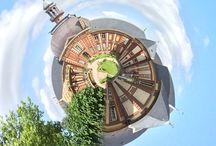 Tu me fais tourner la tête Louviers / Photographies à 360° des monuments de Louviers