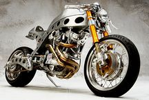 Awesome motor bikes and cars