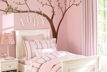 Hallie's new room
