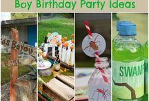Homemade Birthdays