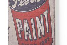 Schilderijen en posters