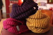 maglia / ...coprendo una parte, con la leggerezza sicura.