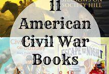 Civil War Unit / by Rebecca Wednesday