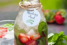 Water-Limonade-Smoothie
