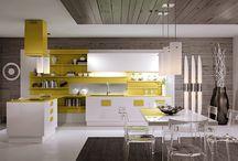 Idées Décoration Cuisine / Découvrez de nombreuses exemples pour aménager et décorer votre cuisine avec des tendances actuelles.