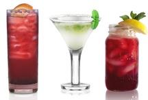 alcoholic drinks :)