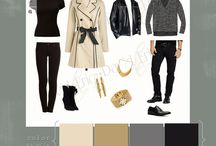 Inspiration Boards / Inspiration Board for Clothing for your upcoming Sessions