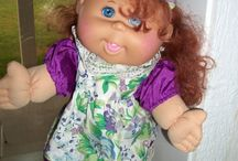 181 Cabbage Patch Kids / Cabbage Patch Kids & other CPK style dolls.
