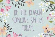 Positiivisuus hyvä päivä