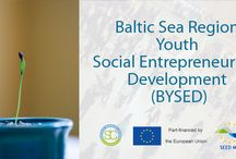 Our Projects / ongoing and finished projects about Social Entrepreneurship, Social Innovation, Civic Engagement for youth, people with disabilities and other target groups