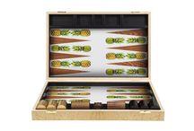 Pineapple Backgammon Board