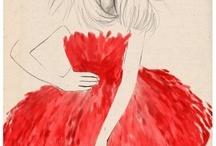 Stilist çizimler