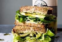 Lunch ideas / by Tami Plummer
