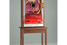 Asian influenced furniture designs / Hand-crafted furniture designed with Asian Influence.