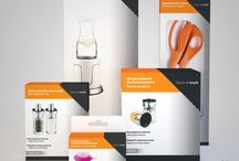 House of Empik / House of Empik is an inhouse product brand sold in the Empik store chain, including the following branches: interior decorating and design, kitchen accessories, stationery, gadgets, travel accessories and products, care products, and child products. The main objective of the project was to create packaging for diverse products while maintaining consistent visual identification. The graphic design is based on the minimalistic and geometric reworking of patterns, in the toned-down colour palette.