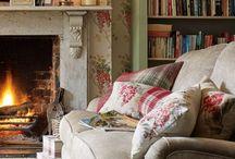 Cosy sofas