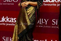 Ma love for saree