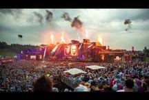 Tomorrowland / La mejor y mas grande party  de electro,house etc... de todos los tiempos
