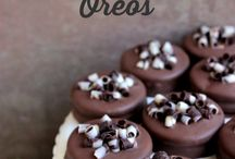 chocolate dip oreo