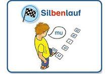 Deutsch Silbenlesen