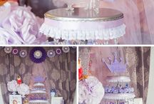 Sofia the First Party Ideas / This board features fun ideas for your little princess party!