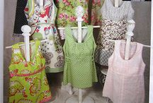 Summer dresses to sew / by Heather Hufton