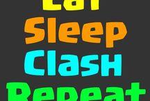 Clash of clans&Royale