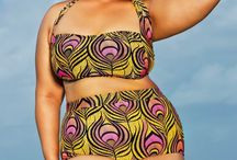 plus size swimming suits / Women plus size swimsuits Bathing suits in many styles.