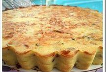tarte courgettes sans pate