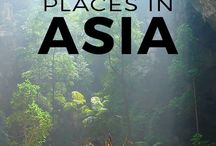 Asia / Experience the diversity and beauty of Asia.