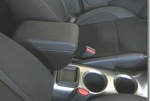 NISSAN and NISSAN JUKE / armrests and floor mats for Nissan Juke, Terrano, Micra, Pixo, X-trial. High quality design, made in Italy. mittelarmlehnen, braccioli, accoudoir, reposabrazos