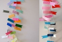 Washi Tape  / by Heather Joy