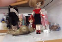 barbie/pienen nuken vaatteet