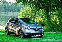 Kampania Renault Captur / Witamy serdecznie w kampanii Renault Captur! Zapraszamy do przetestowania jedynego w swoim rodzaju miejskiego crossovera Renault, który łączy to co najlepsze w trzech kategoriach samochodów: solidność SUV-a, funkcjonalność vana i przyjemność prowadzenia właściwą dla auta kompaktowego.