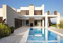 Contemporary Grand Designs. / Some fabulous designs of contemporary buildings to be inspired by. Absolutely fabulous.