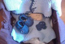 AVANCE PRIMAVERA 2015 / ROPA BEBE HECHA A MANO PUNTO TRICOT CROCHET PRIMERA PUESTA BEBE ALGODON / by caprichos tricot crochet