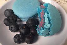 French Macaron Cookies N Cream