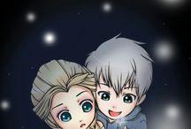 Elsa & Jack