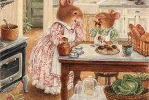 Beatrix Potter and Susan Wheeler