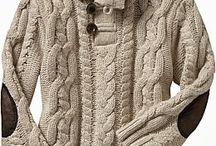 swetr szary